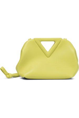 Bottega Veneta The Triangle Small leather shoulder bag