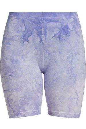 Cotton Citizen Women's Milan Biker Shorts - Lilac Crystal - Size XS