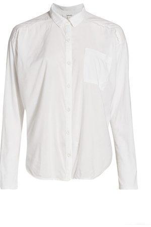 Splendid Women's Paige Button-Up Shirt - - Size Large
