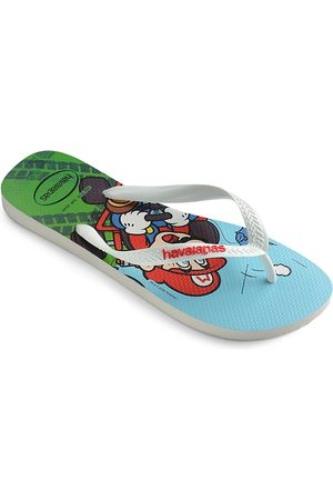 Havaianas Kid's Mario Bros Flip Flops - - Size 10 (Toddler)