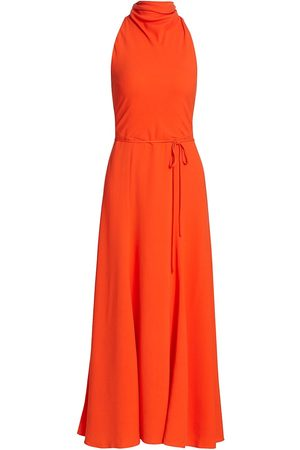Tove Women's Emory Sleeveless Halterneck Dress - - Size 8