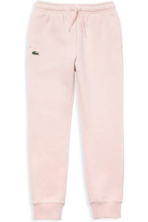 Lacoste Little Kid's & Kid's Sport Fleece Sweatpants - Light - Size 14