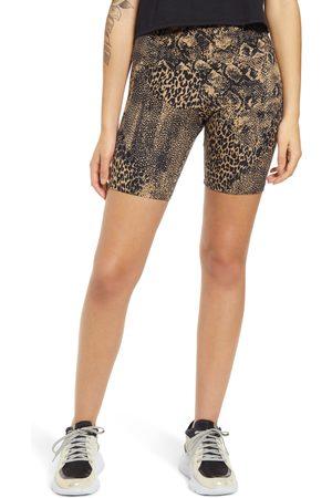 AFRM Women Shorts - Plus Size Women's Elin High Waist Bike Shorts