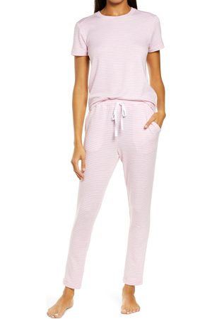 Emerson Road Women Nightdresses & Shirts - Women's Stripe Pajamas
