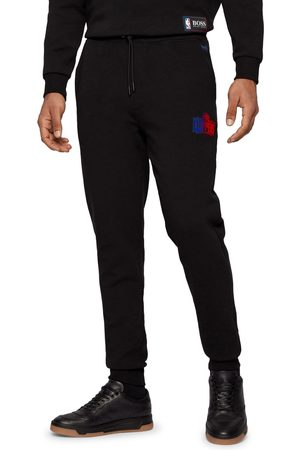 HUGO BOSS Men Sweatpants - Men's X Nba Slamdunk 2 La Clippers Sweatpants