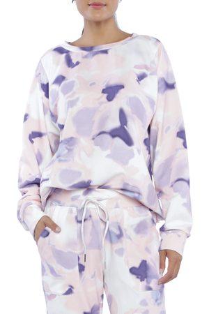 WASH LAB Women Hoodies - Women's Petal Sweatshirt