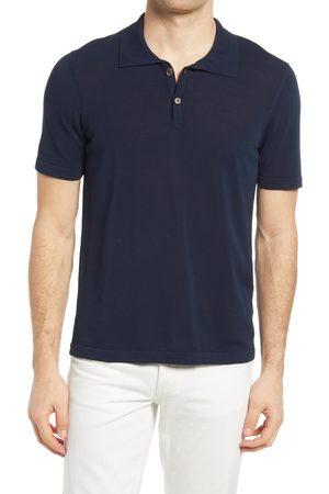 Nicola Benson Men Polo Shirts - Men's Elevated Essential Jersey Polo