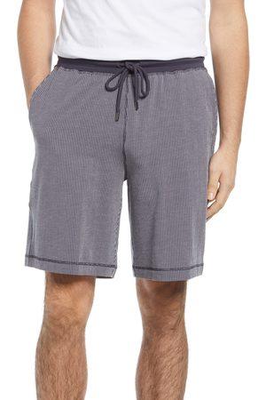 Daniel Buchler Men Shorts - Men's Stripe Sleep Shorts