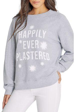 Wild Fox Women's Sommers Happily Ever Plastered Sweatshirt