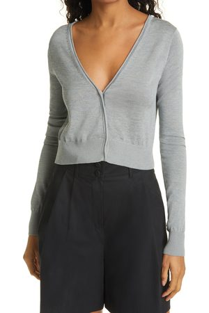 REBECCA TAYLOR Women's Barely There Cardigan