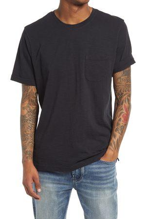 Treasure & Bond Men's Men's Short Sleeve Pocket T-Shirt