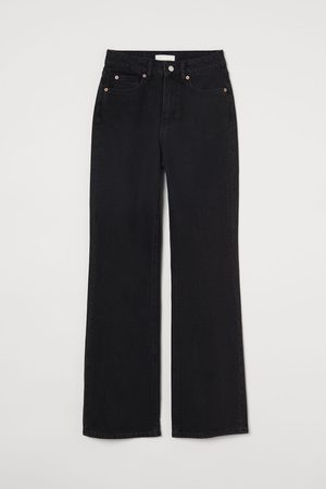 H&M Bootcut High Jeans