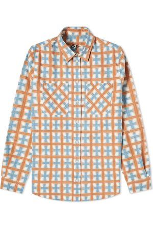 Dancer Men Casual - Flannel Shirt