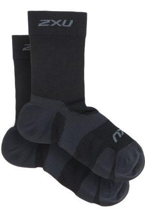 2XU Men Socks - Vectr Light Cushion Technical-jersey Socks - Mens