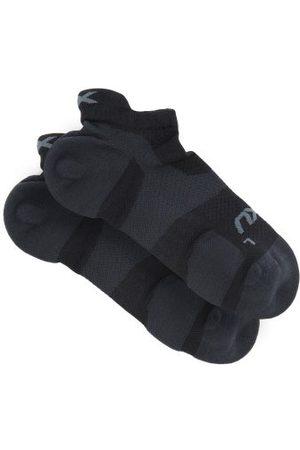 2XU Vectr Light Cushion Technical-jersey Ankle Socks - Mens