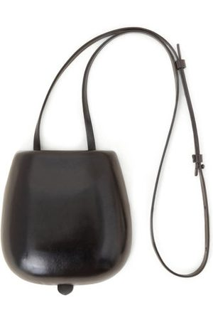 LEMAIRE Women Purses - Tacco Patent-leather Cross-body Bag - Womens