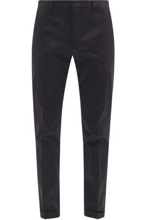 Paul Smith Men Chinos - Organic-cotton Slim-leg Chino Trousers - Mens