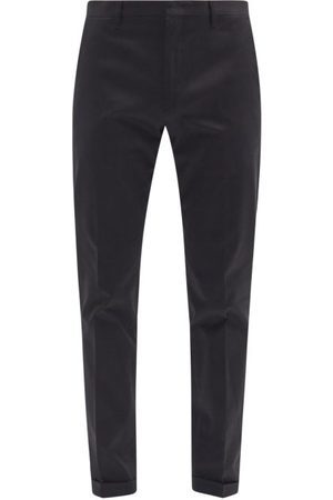 Paul Smith Organic-cotton Slim-leg Chino Trousers - Mens
