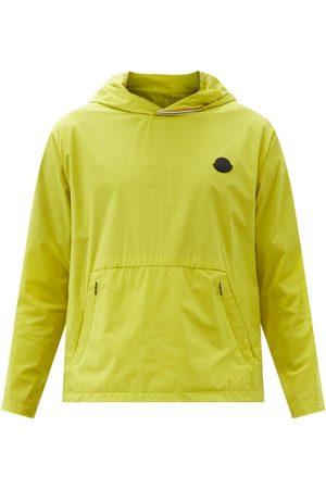 Moncler Escalle Shell Hooded Jacket - Mens