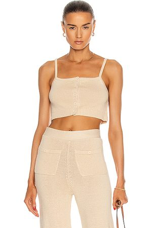 JoosTricot Button Down Cami in