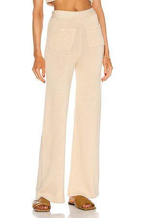 JoosTricot Solid Linen Pant in