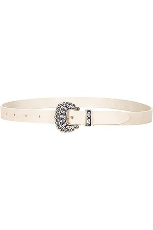 Isabel Marant Women Belts - Temoia Belt in White