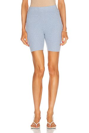 JoosTricot Bike Shorts in Baby Blue