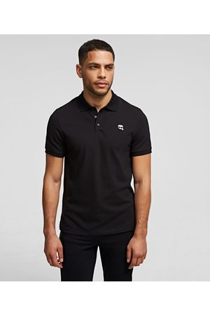 Karl Lagerfeld Men Polo Shirts - IKONIK POLO SHIRT