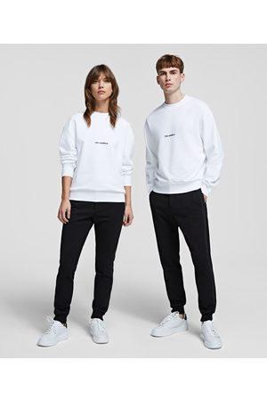 Karl Lagerfeld Sweatshirts - UNISEX LOGO SWEATSHIRT