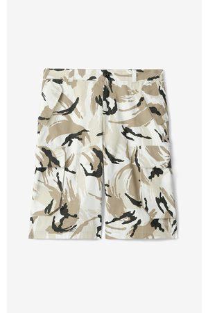 Kenzo Shorts - Tropic Camo' cargo shorts