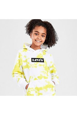 Nike Kids' Levi's® Tie-Dye Pullover Hoodie Size Small Cotton/Polyester