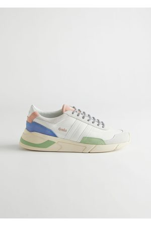 & OTHER STORIES Gola Classics Eclipse Trident Sneakers