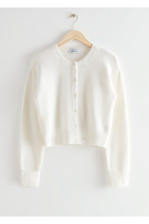 & OTHER STORIES Button Up Knit Cardigan