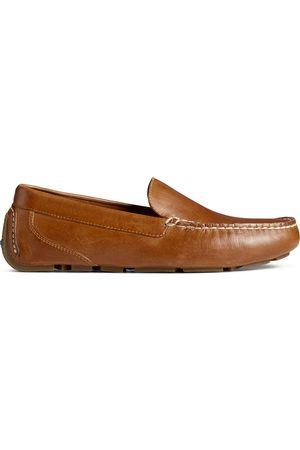 Sperry Top-Sider Men Loafers - Men's Sperry Harpswell Venetian Loafer Tan, Size 7.5M