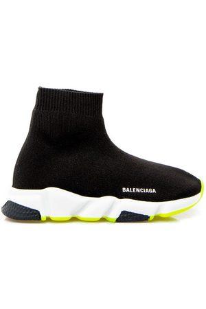 Balenciaga Women Sneakers - Kids High-top Speed Lt Sneakers