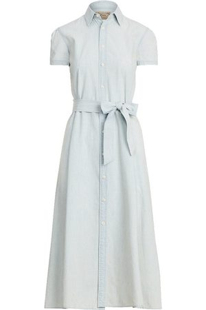 Polo Ralph Lauren Women Casual Dresses - Cotton Chambray Shirtdress