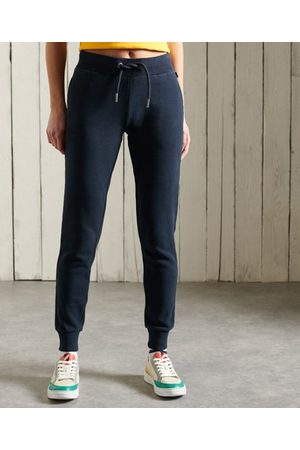 Superdry Women Pants - Orange Label Classic Sweatpants