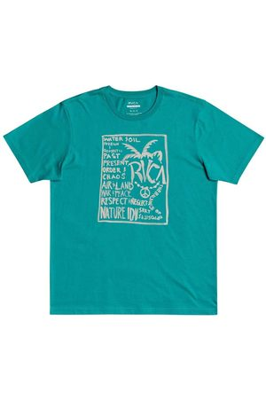 RVCA Vibes L Turquoise