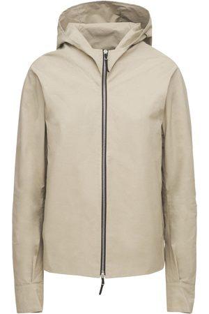 Nike Women Jackets - Esc Hooded Midweight Jacket