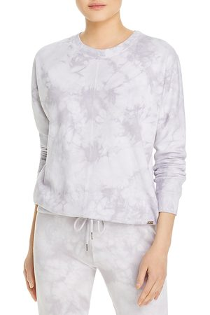Marc Jacobs Performance Tie Dyed French Terry Sweatshirt