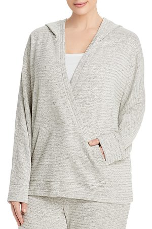 Andrew Marc Crossover Front Hoodie