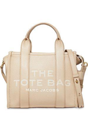 Marc Jacobs The Tote Bag Mini Traveler Leather Tote Bag