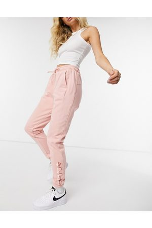 Columbia Logo French Terry sweatpants in
