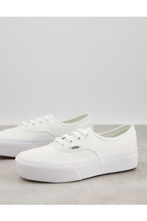 Vans Authentic Platform 2.0 sneakers in