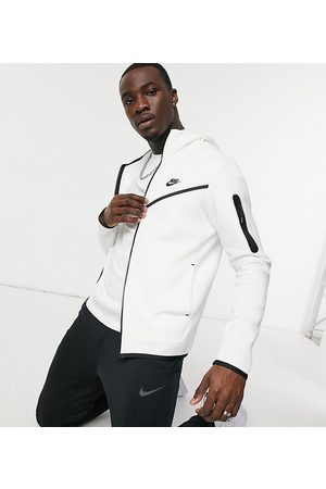 Nike Tall Tech Fleece full-zip hoodie in