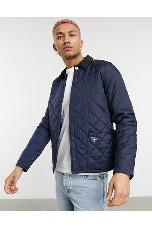 Barbour Beacon Starling quilted jacket in navy