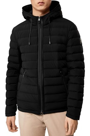 Mackage Channel-Quilted Hooded Jacket