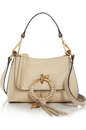 See by Chloé Joan Mini Leather & Suede Hobo