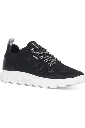 Geox Men's Spherica Knit Low Top Sneakers