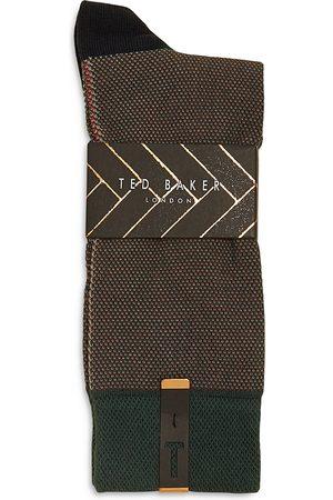 Ted Baker Mxs Multi Stripe Socks